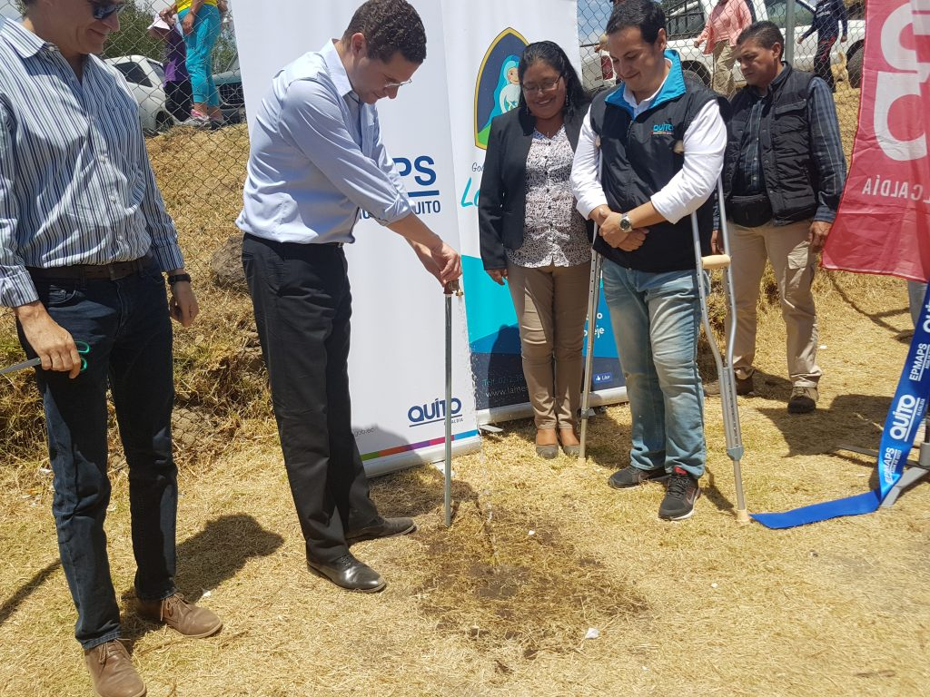 Agosto 2017 bienvenido a epmaps for Agua potable quito